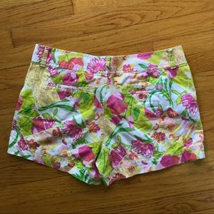 Classic Lilly Pulitzer shorts